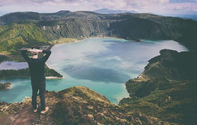Utazómajom az Azori-szigeteken
